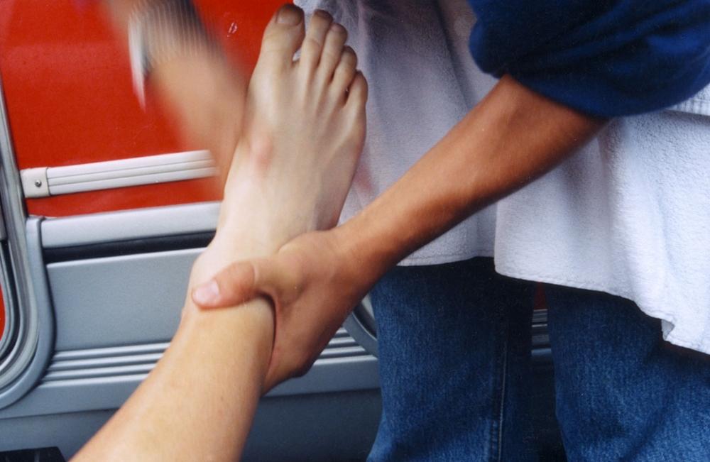 pied massé