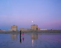 Le lever de lune